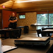 Sgt. Ripperger was updating us about the upcoming National Night Out event on August 7th, 2018