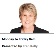 Last Woman Hanged on Breakfast with Fran Kelly, on ABC Radio National