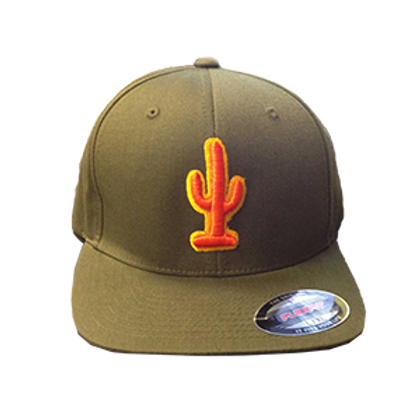Military-Inspired Cactus (Fitted)
