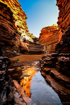 Red Earth Chasm