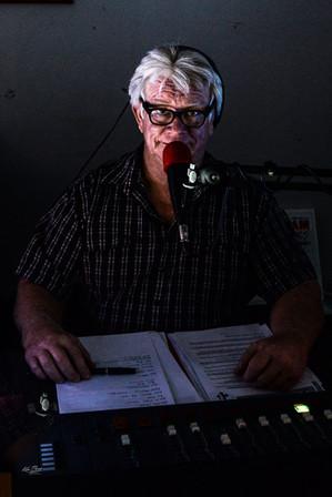 The Radio Announcer