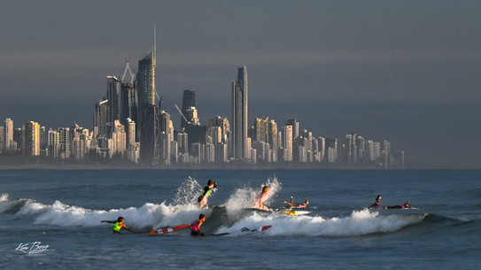 Gold Coast Backdrop QLD