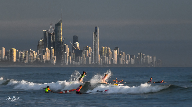 Gold Coast Backdrop QLD