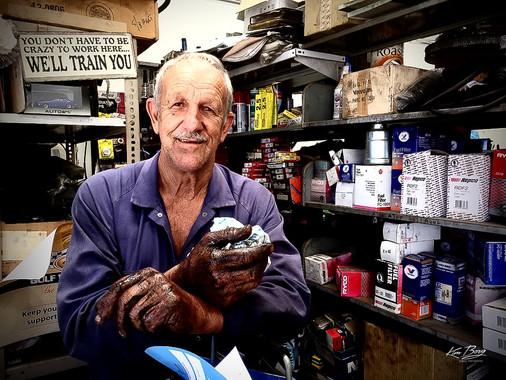 Paul the Mechanic