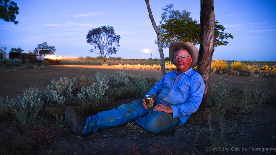 An Outback Aussie