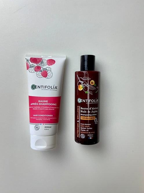 Centifolia shampooing