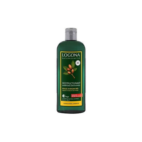 Shampoing restructurant - cheveux secs cassants