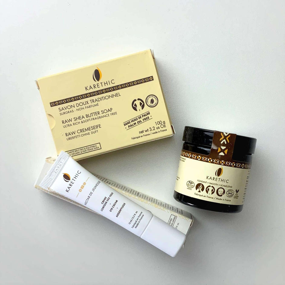 Cosmetic Box Karité