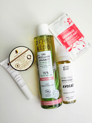 Cosmetic Box Peau sèche