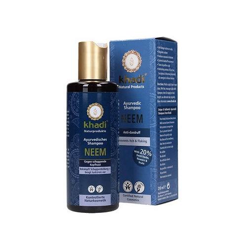 Shampooing ayurvédique neem