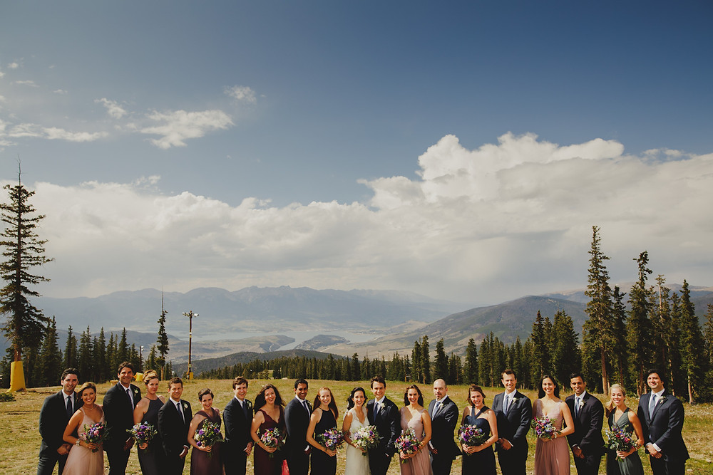 Keystone Wedding Planner - Mountain wedding in Keystone, Colorado