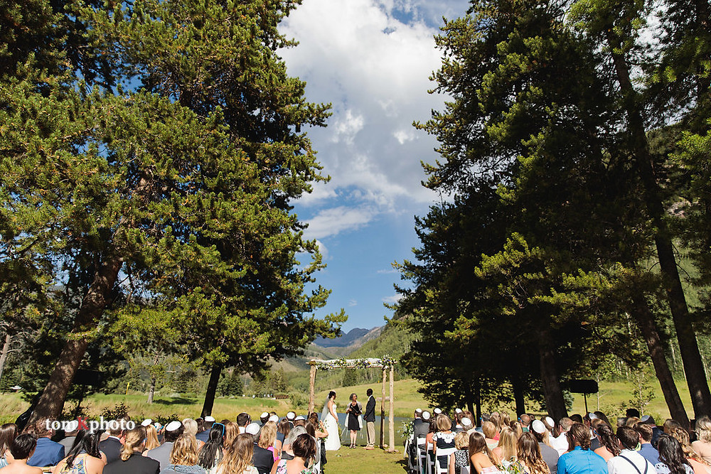 Vail Wedding Planner - Vail Wedding Ceremony