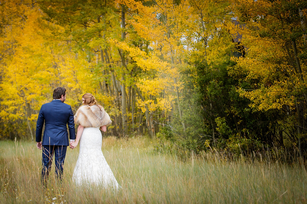 Keysotne Wedding Planner - Keystone Wedding Couple