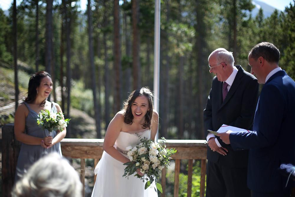Colorado Wedding Planner - Wedding in Breckenridge
