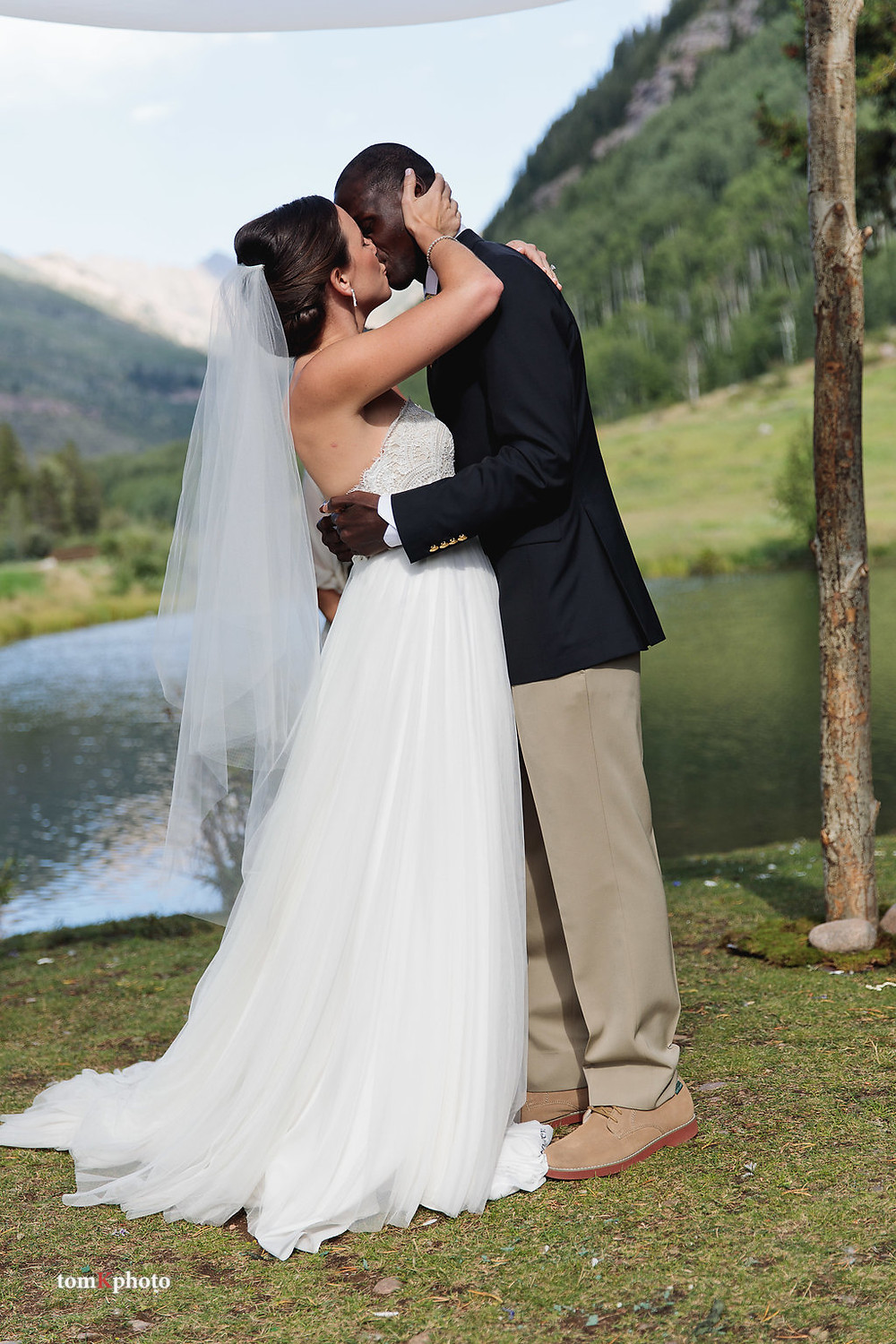 Vail Wedding Planner - Vail Wedding Couple