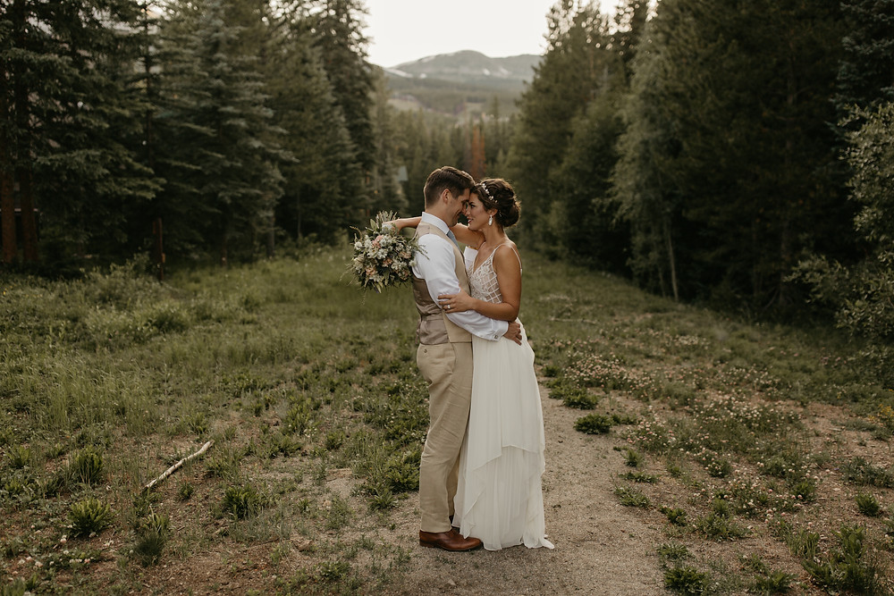 Breckenridge Wedding Planner - Breckenridge Nordic Center Wedding