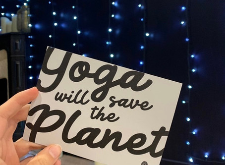 Yoga can...