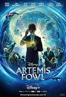 Artemis Fowl Disney+