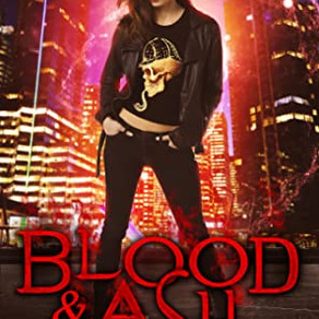 Blood and Ash (ARC) Review