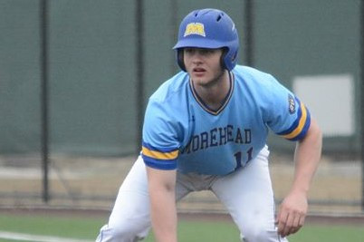 VERSAILLES NATIVE ELI BOGGESS recently finished an 18-year baseball career spanning tee ball to college baseball. (Photo submitted)