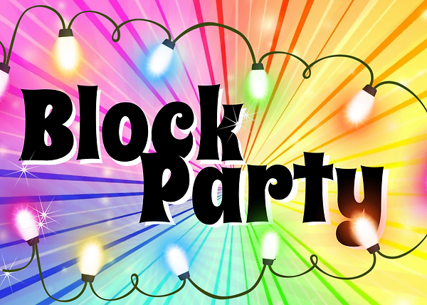Friday Night Block Party