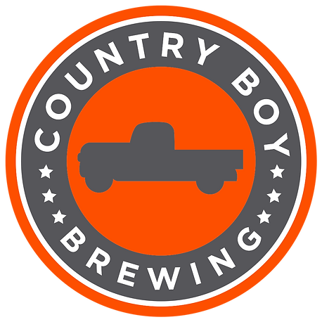 Country Boy Brewing Logo