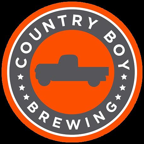 Country Boy Brewing Logo