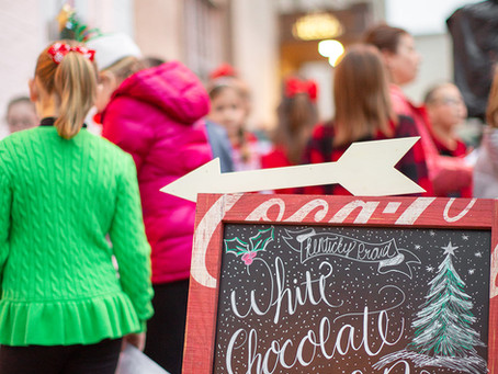 Christmas in Versailles Begins this Weekend!