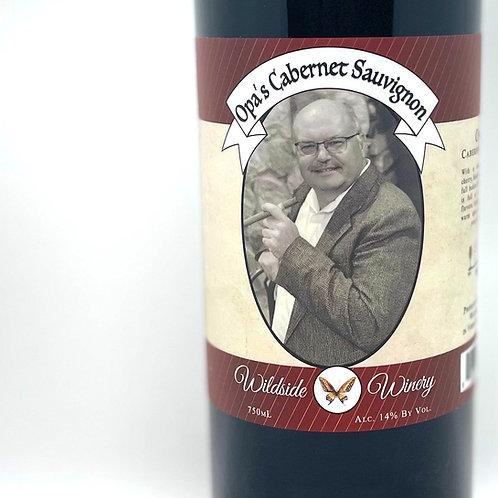 Opa's Cabernet Sauvignon