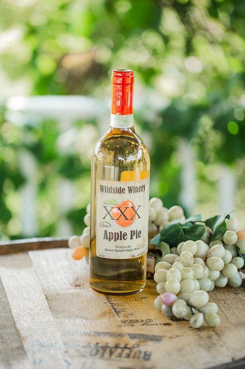 Apple Pie: Spiced Apple Wine