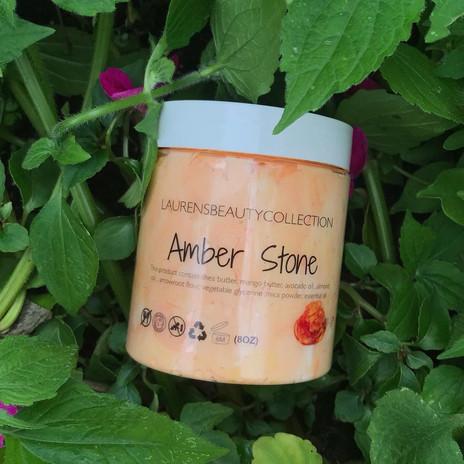 Amber Stone body butter