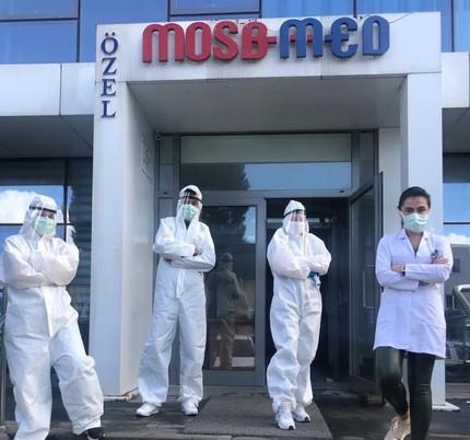 MOSB-MED EKİP