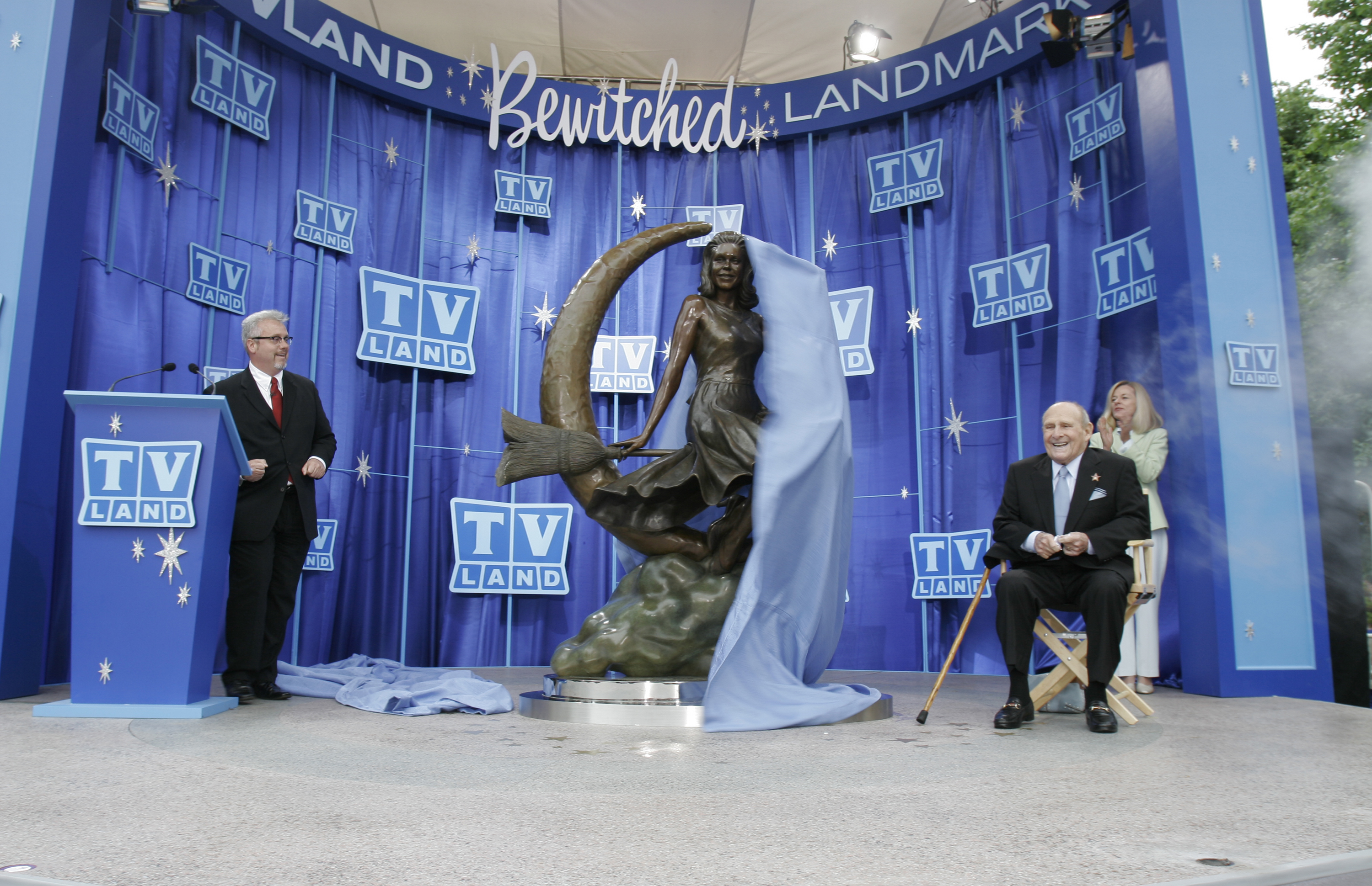 Unveiling, June 15, 2005