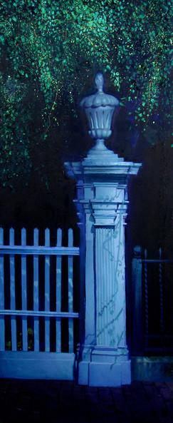 Peirce Nichols House Fence