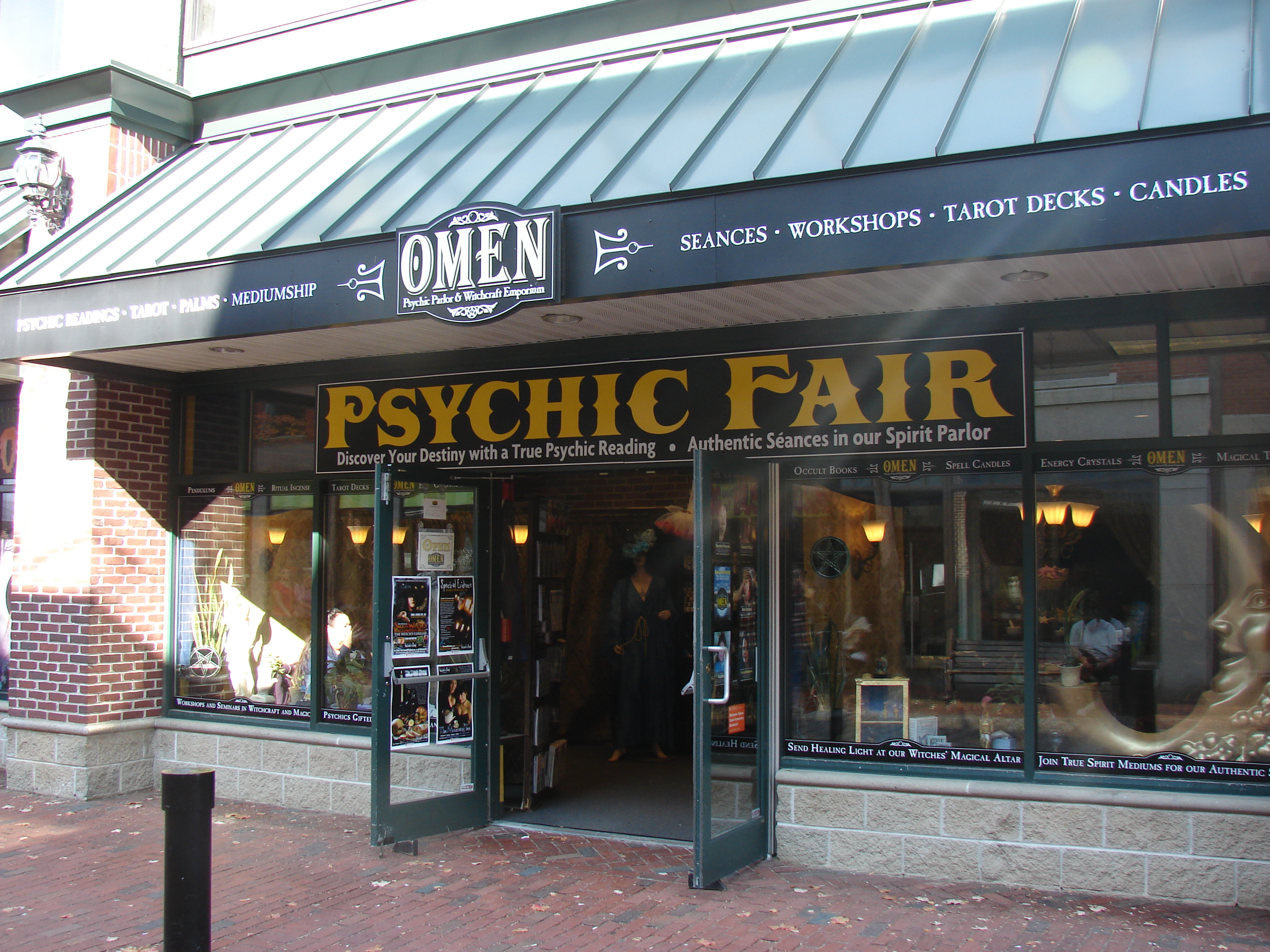 Omen Witch Shop