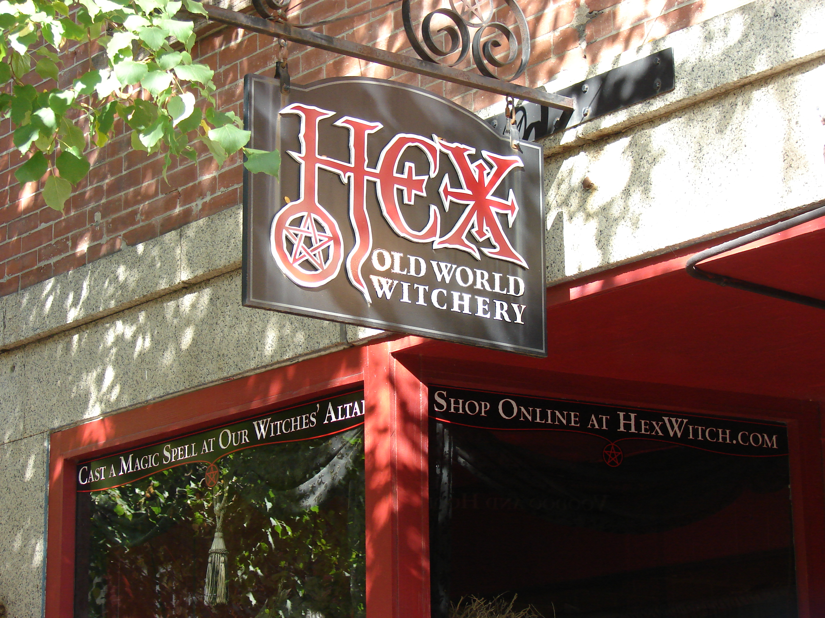Hex Witch Shop