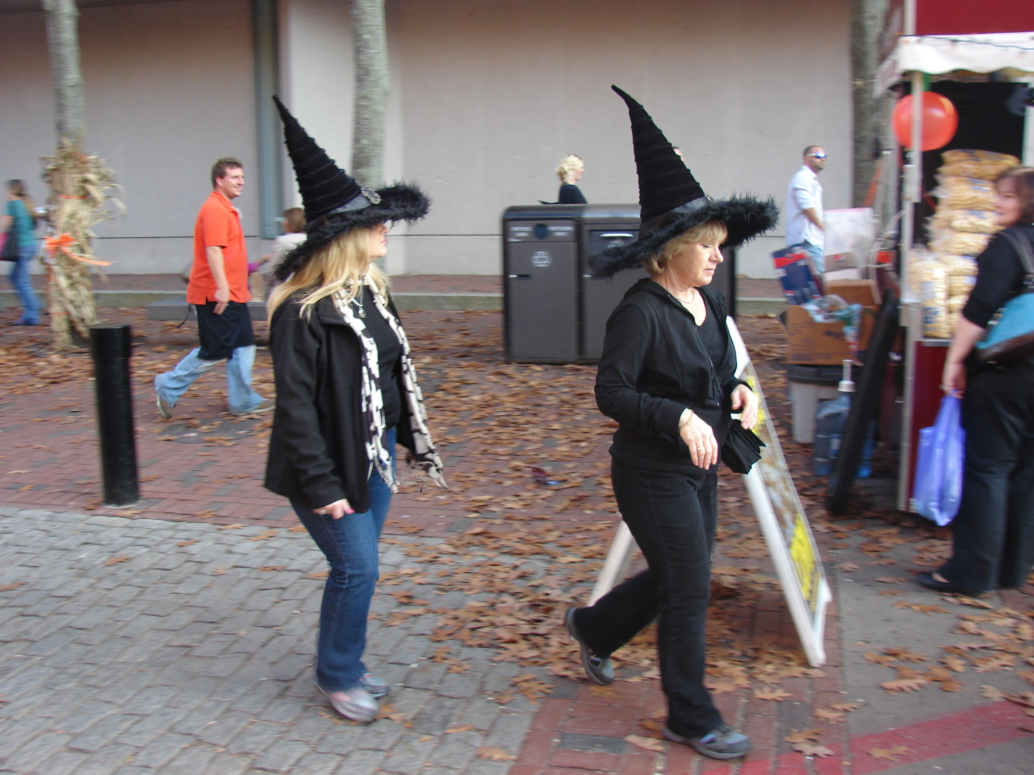 More Witch Hats