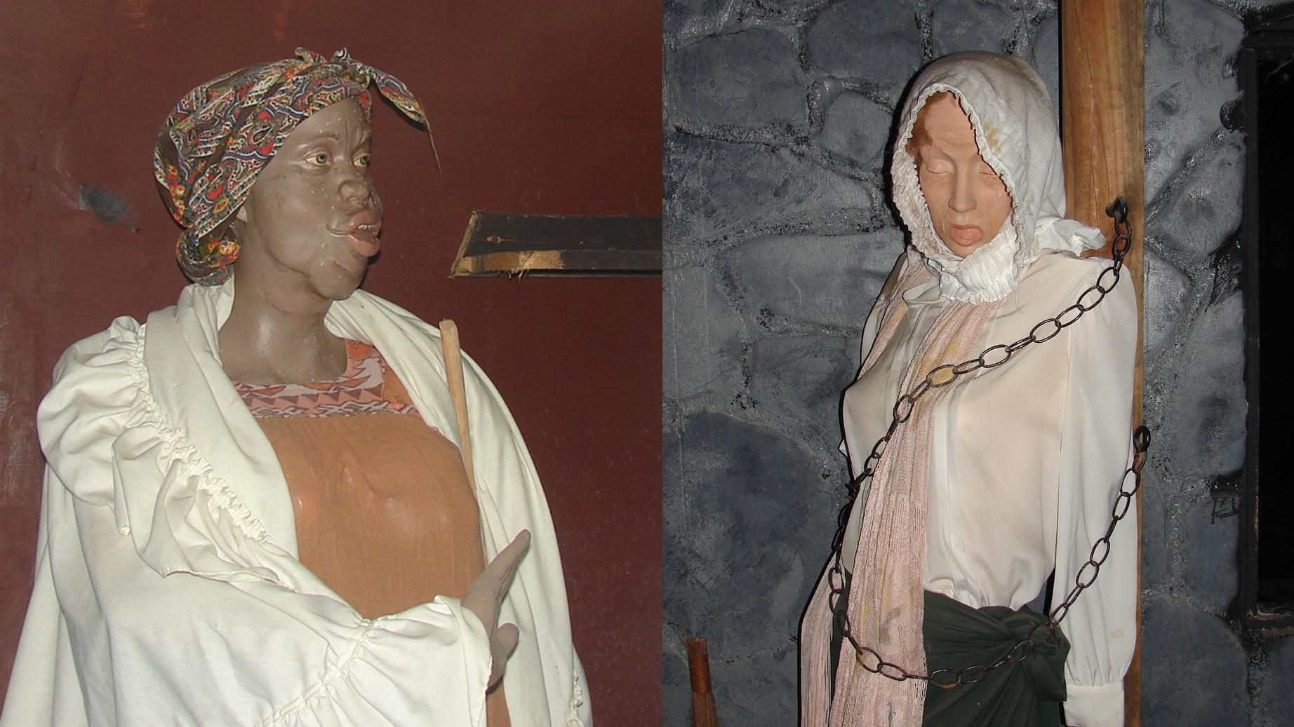 Racist Dioramas