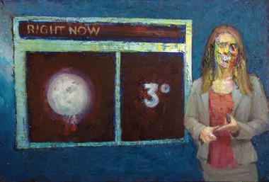 3/2/2014 Missouri: Kansas High Oil on Canvas, 30 x 20