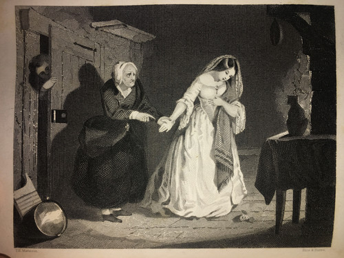 The Witch Mark, 1847