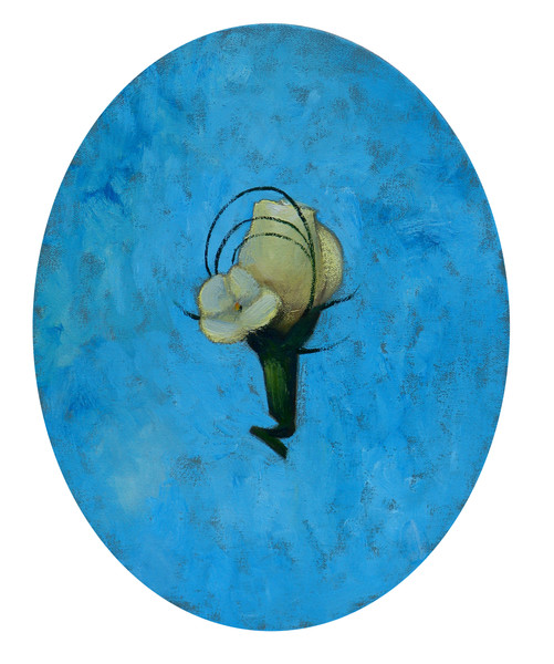 Boutonnière Oil on canvas
