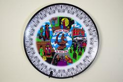 Salem Souvenir Plate Better