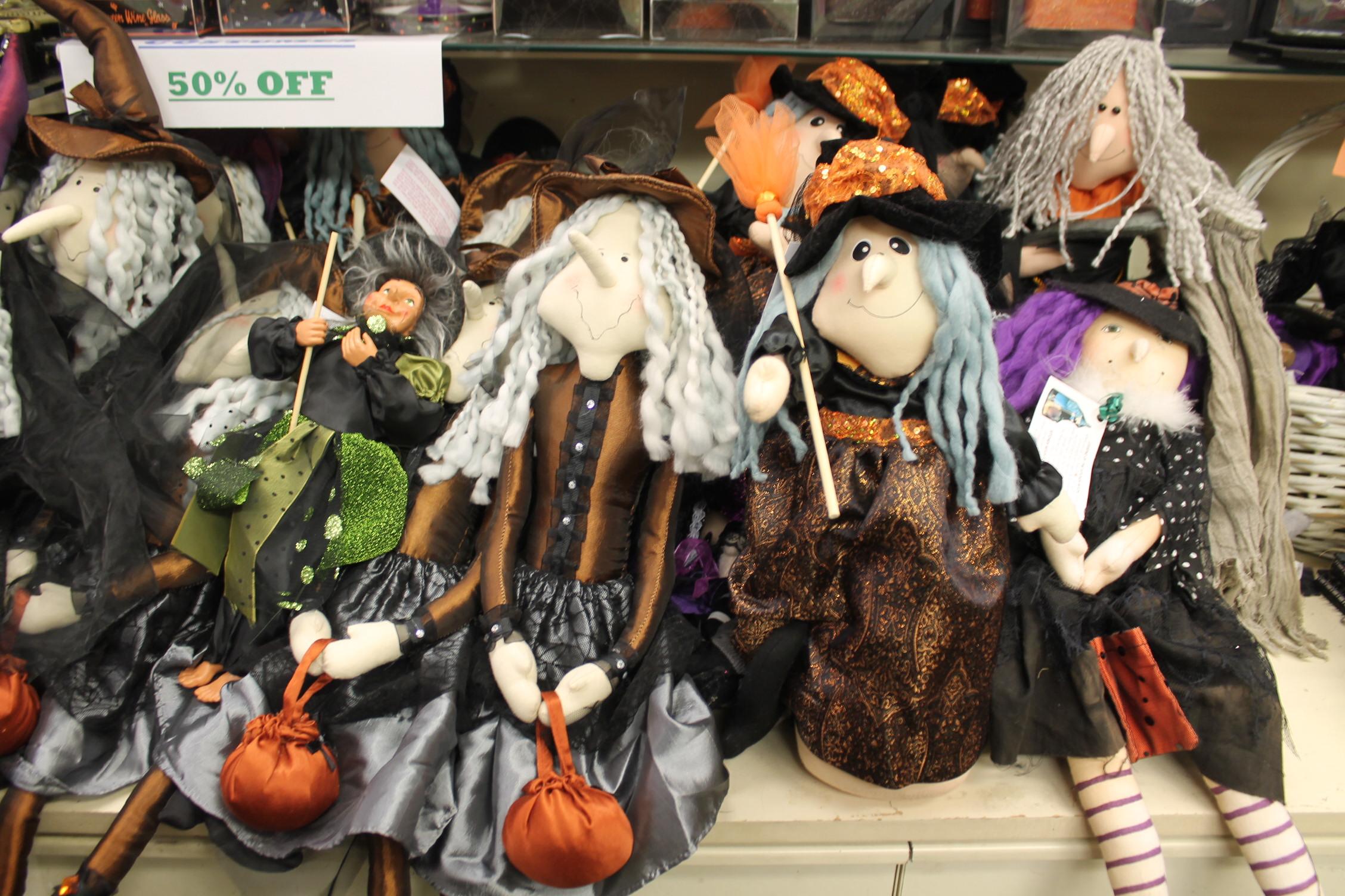 Witch Dolls