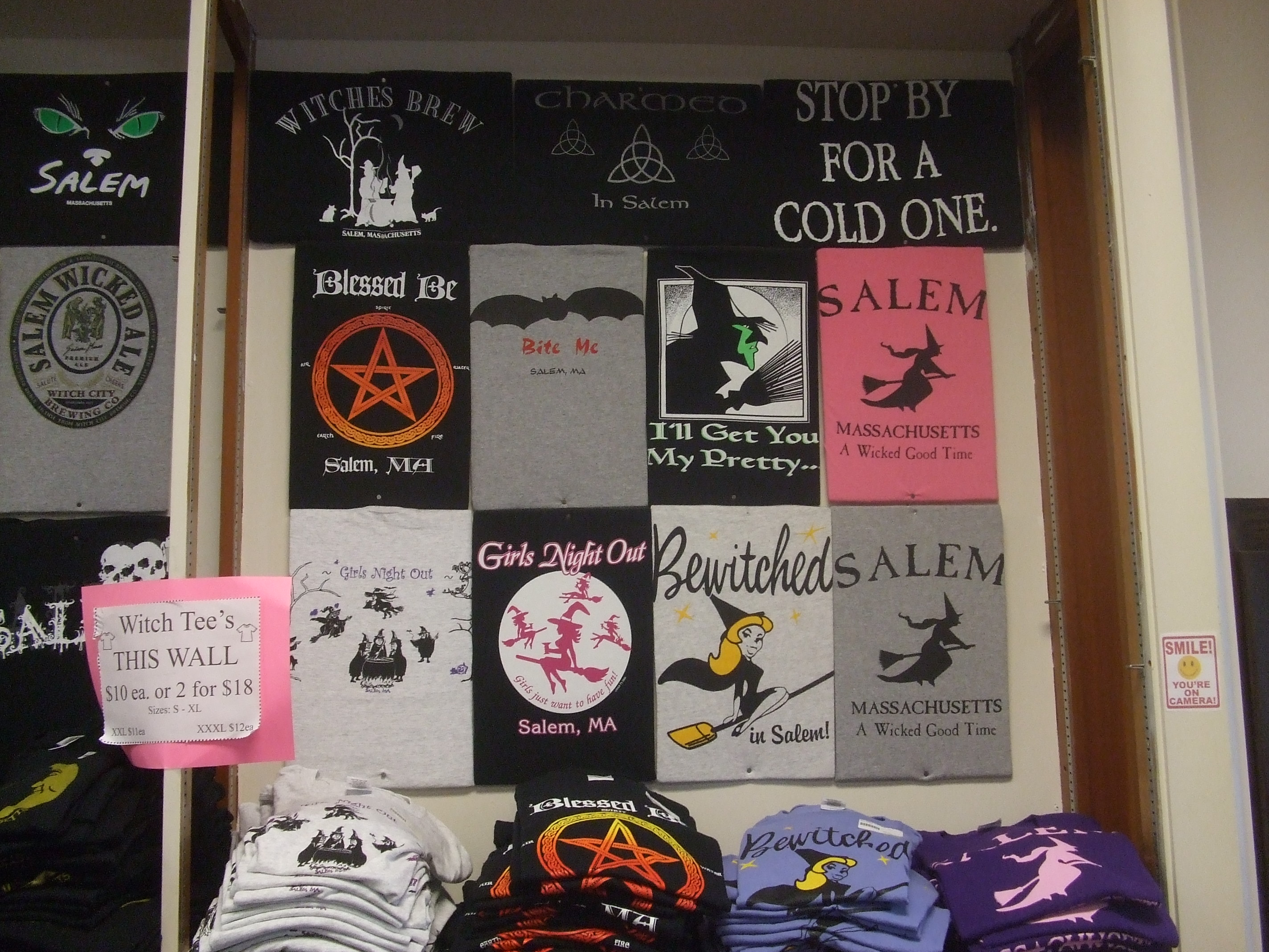 Witch Tee Shirts