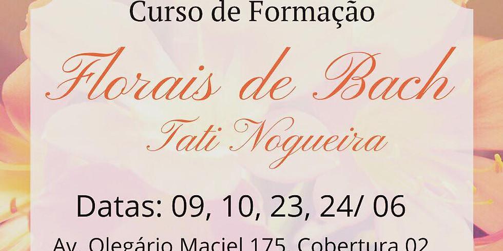 CURSO DE FORMAÇÃO EM FLORAIS DE BACH