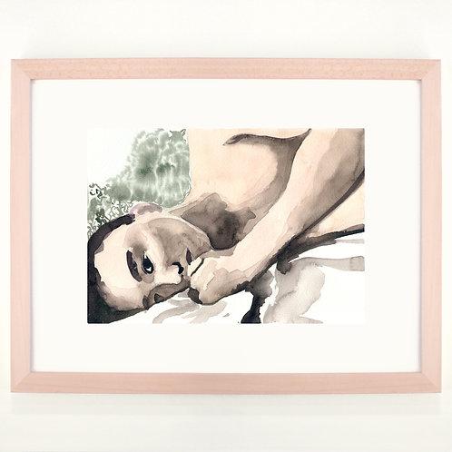Daydreamer |  Digitaldruck 30 x 40 cm