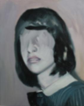 Markus Boesch / If we were conscious - 40 cm x 50 cm Oil on Canvas