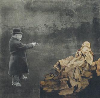 Collage 12.5 cm x 12.5 cm