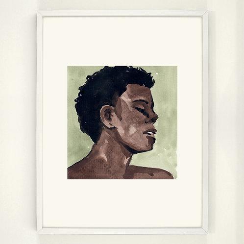 Portrait |  Digitaldruck 30 x 40 cm