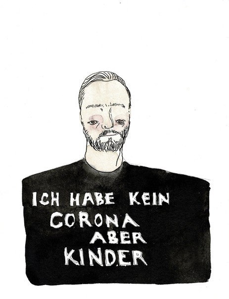 Ich habe kein Corona aber Kinder